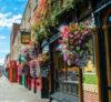 Dublins cobbled streets
